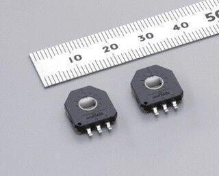 村田製作所、面実装タイプで高精度なロータリポジションセンサを発表