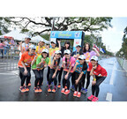 SUPER☆GiRLSが、ハワイ・オアフ島でのハーフマラソンの盛り上げ隊に就任