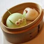 進化を続ける香港ディズニーランド・リゾート (6) ミッキー形やリトルグリーンメン形! ディズニー点心が大人気