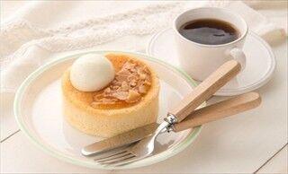 温めるとバニラムースがとろけるパンケーキを発売 - ファミリーマート