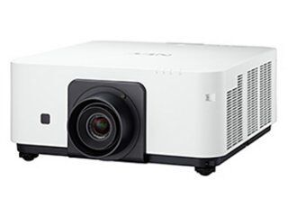 NEC、4Kの映像入力に対応し設置性に優れたレーザープロジェクタ