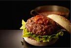 ロッテリア、「神戸牛ハンバーグステーキバーガー」を数量限定発売