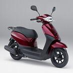 ホンダ、ニュー・スタンダードを目指した新型50ccスクーター「タクト」発売