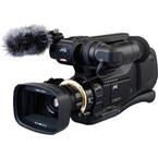 JVCケンウッド、新開発CMOSセンサー搭載のフルHDビデオカメラ「JY-HM90」
