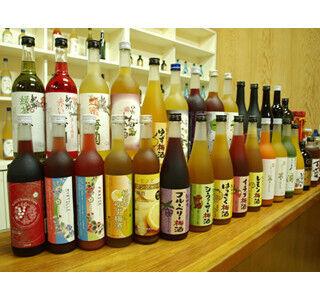 東京都中央区のホテルで梅酒28種が飲み放題!