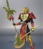 『仮面ライダー龍玄・黄泉 ヨモツヘグリ』がFiguarts化、オーバーロード武器も