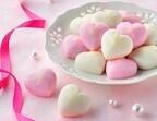 バレンタイン用のハート型かまぼこ「ピュア・ハート」発売
