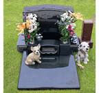 愛猫、愛犬と一緒に入れるお墓が登場