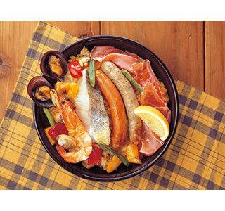 ココス、パエリアなどを提供するスペイン料理フェアを開催