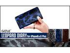 GAZEブランドより、アニマルプリントを施したiPhone 6/6 Plus用のケース