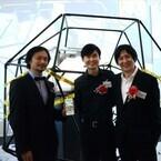東京都・六本木で文化庁メディア芸術祭受賞作品展 - Ingress史上初の展示型イベント、巨大な