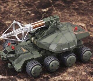 『ゴジラVSビオランテ』に初登場した「92式メーサービーム戦車」がプラモデル化