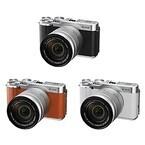 富士フイルム、AF性能が大幅に向上したミラーレスカメラ「FUJIFILM X-A2」
