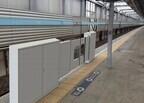 東京メトロ、東西線妙典駅で大開口ホームドアの実証試験