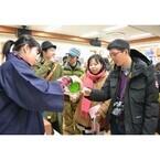 岐阜県高山市で飛騨の地酒を味わえるイベントが開催