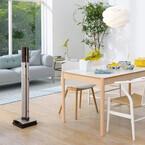 三菱、インテリアに調和するスティック掃除機 - 充電台は空気清浄機能付き