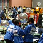 初開催の飛行船レースは大激戦に! - 第2回科学の甲子園ジュニア全国大会