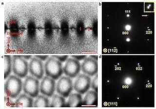 東北大、超硬物質ダイヤモンドと窒化ホウ素の接合界面の原子構造を特定