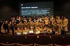 瀧野川女子学園中学校、恒例の卒業論文発表会をApple Store Ginzaで開催 - iPadとKeynoteを使いオリジナリティ溢れるプレゼンが!