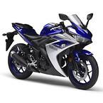 ヤマハ、扱いやすさと走行性能を追求した新製品「YZF-R3 ABS」の発売を発表