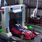 『仮面ライダードライブ』秘密基地&ミニカーセット登場! RXのライドロンも
