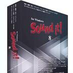 サウンド編集ソフトの最新版「Sound it! 8 Premium for Windows」登場
