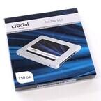 Crucialブランドから登場したハイエンドSSD「Crucial MX200」の性能を検証