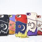 オジャガデザイン、月と星をあしらったiPhone6/6Plusケースを発売