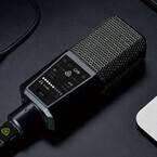 最高24bit/96kHzで録音可能なステレオ・マイク「DGT 650」発売
