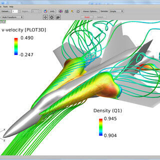 ヴァイナス、流体解析用インテリジェンスポストプロセッサの新版をリリース