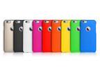 arareeブランドより、9色のカラバリを揃えたiPhone 6/6 Plus用ケース