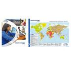 旅行に最適! 世界の医療事情がすぐわかる「ヘルスリスクマップ2015」発行