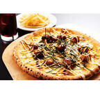 ナポリスに照り焼きチキンとマヨネーズのピッツァが春季限定で登場
