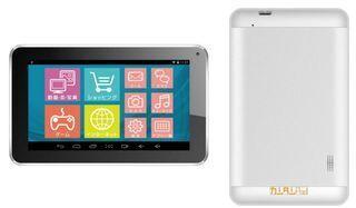情熱価格6,980円の第2弾Androidタブレット - ドン・キホーテから発売