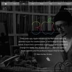 真鍋大度や高木正勝が登場! 米AppleがMac誕生30周年スペシャルサイトを公開
