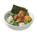 東京都・秋葉原の岡むら屋で煮込み肉を使った「肉そば」発売