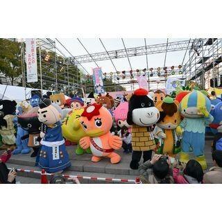 全国の駅弁・ご当地グルメ・ご当地キャラも集結! 「旅まつり名古屋」開催