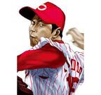 広島カープに復帰する黒田博樹を描いたWEBマンガが無料配信中