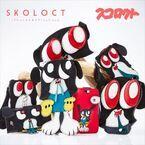 オジャガデザインから「SKOLOCT」コラボのiPhone6/6Plusケースが登場