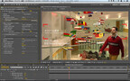 高速度撮影で発生するフリッカーを自動除去するAEプラグイン「DE:Flicker」