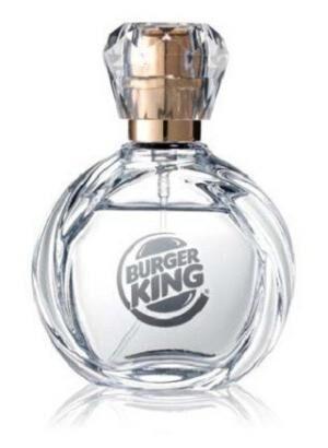 バーガーキングの香水が登場 - 直火焼パティの香りを身にまとう!