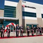 島津製作所、米国での民間航空機ビジネス向け新工場建屋が竣工