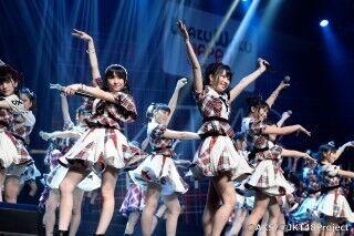AKB48とJKT48による国境を越えた感動の合同コンサートを放送!