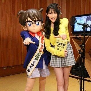 """元KARAの知英が""""コナン愛""""で逆オファー!『名探偵コナン』で声優デビューへ"""