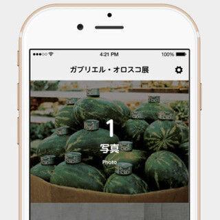 東京都現代美術館「ガブリエル・オロスコ展」の鑑賞体験を深める無料アプリ