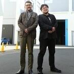 『ゴジラ』新作に庵野秀明&樋口真嗣が挑む、体長は過去最大級のゴジラに