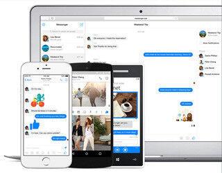 Facebook、Webアプリでもメッセンジャー独立、「Messenger.com」公開
