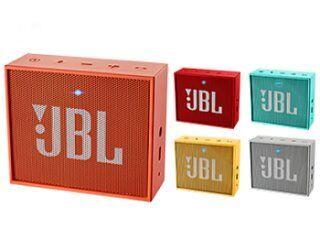ハーマン、手のひらサイズでカラフルなBluetoothスピーカー「JBL GO」
