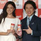 飲むシリアル「ケロッグ 飲む朝食 フルーツグラノラ」発売 - イベントには深田恭子も登場