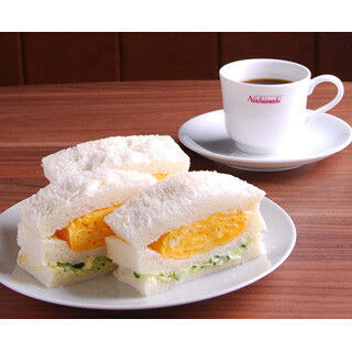 名古屋最古の喫茶店の伝説 たまごサンドが復活! その味は文句なしの完成度